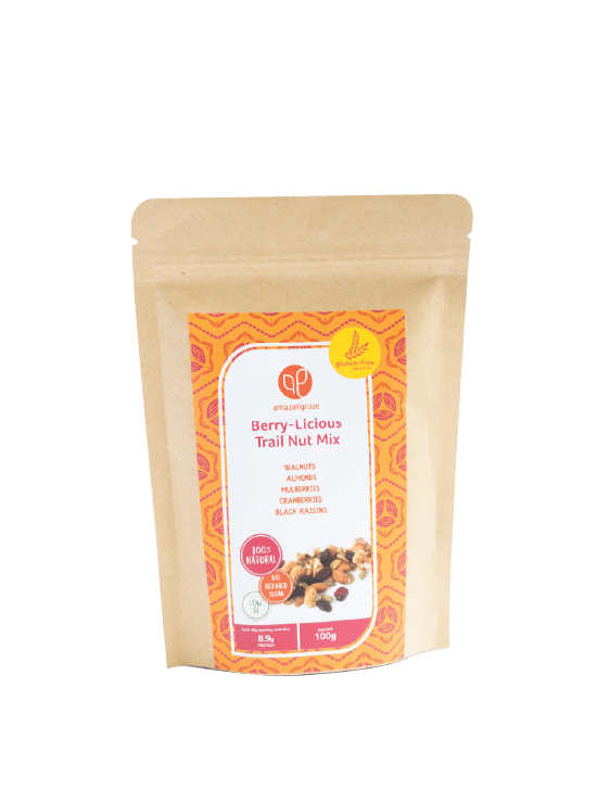 Berry-licious Trail Mix