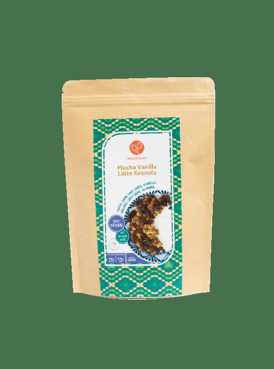 Mocha Latte Vanilla Granola