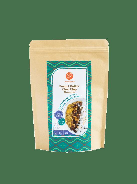 Peanut Butter Choc Chip Granola