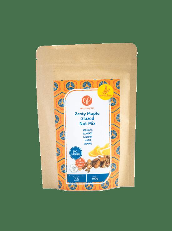 Zesty Maple Nut Mix