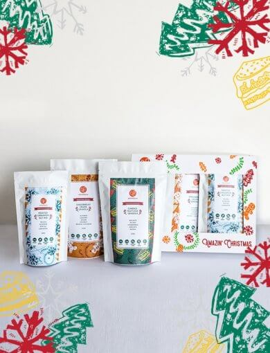 Christmas Gift Box: Decadent