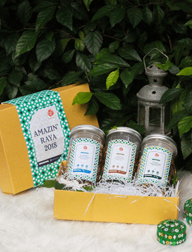 2018 Joyful RAYA Gift Set
