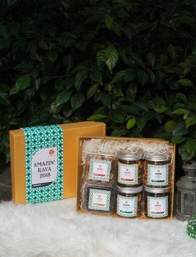Magnificent Raya gift box