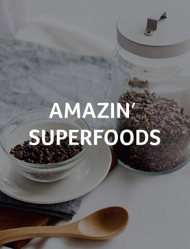 Amazin' Superfoods